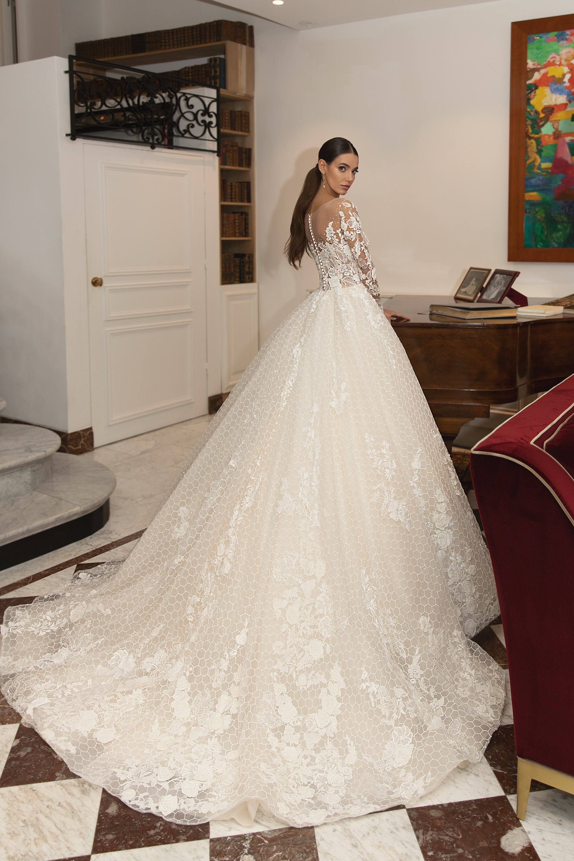 Wedding Dresses «Juliette»-3