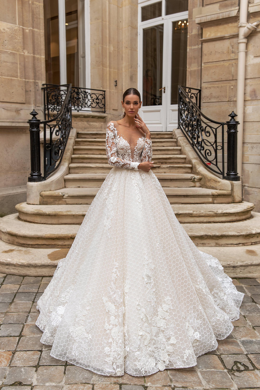 Wedding Dresses «Juliette»-1