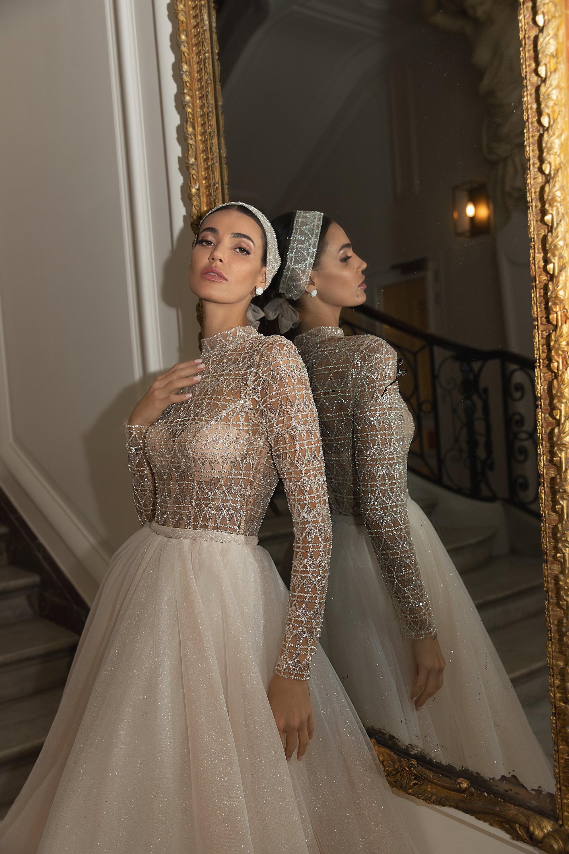Свадебные платья оптом «Andreea»-2