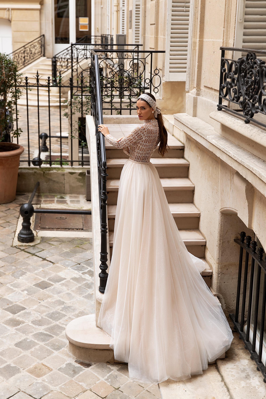 Свадебные платья оптом «Andreea»-3