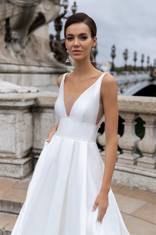 Свадебные платья оптом «Sadie»-2