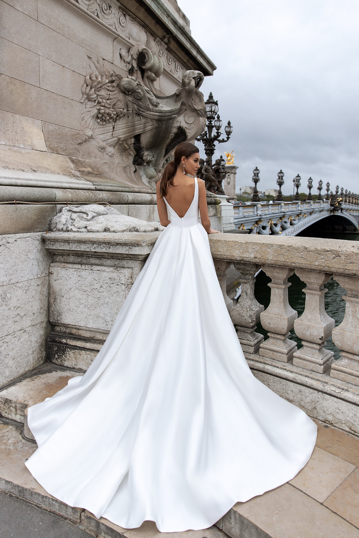 Свадебные платья оптом «Sadie»-3