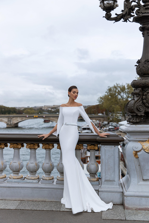 Свадебные платья оптом «Sarry»-1
