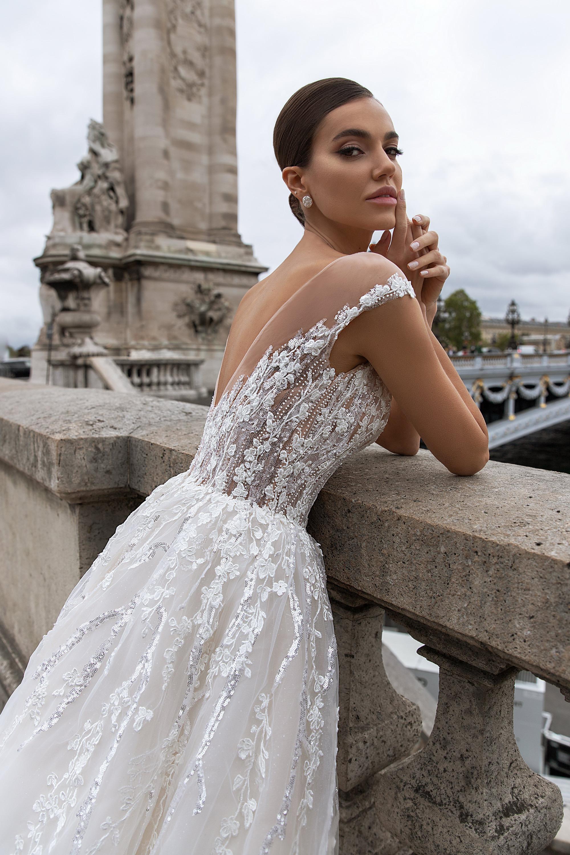 Свадебные платья оптом «Erin»-2