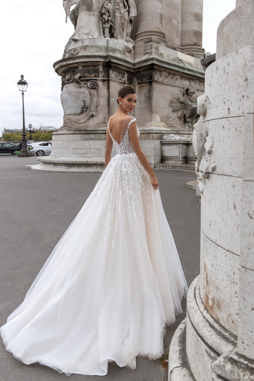 Свадебные платья оптом «Erin»-3