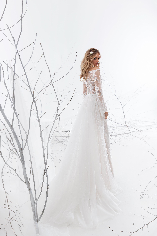 Свадебные платья оптом «Celine»-3