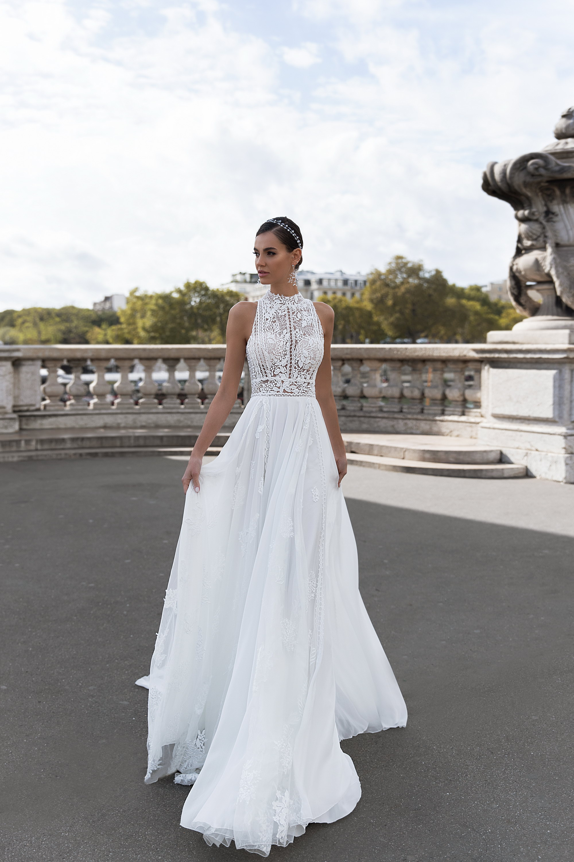 Свадебные платья оптом «Olga»-1
