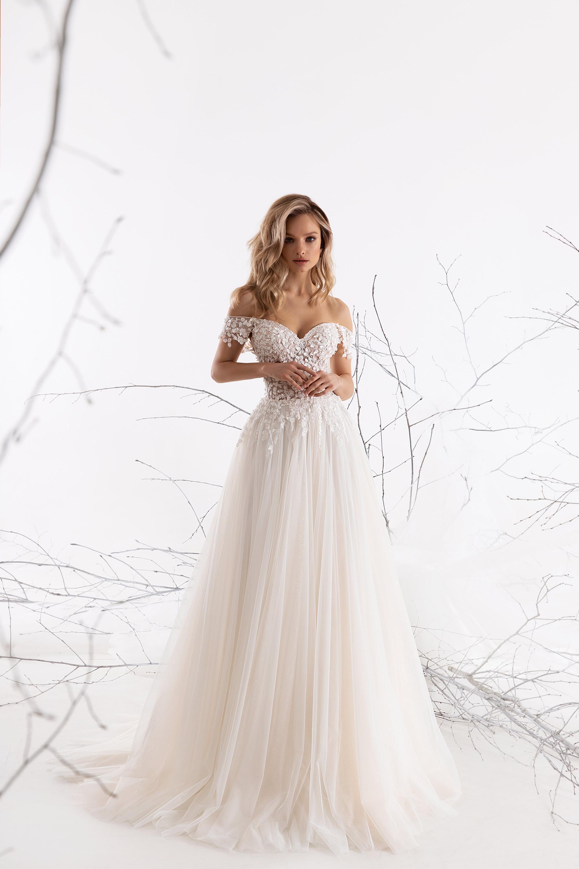 Свадебные платья оптом «Cindy»-1