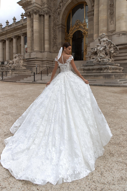 Свадебные платья оптом «Cindy»-3