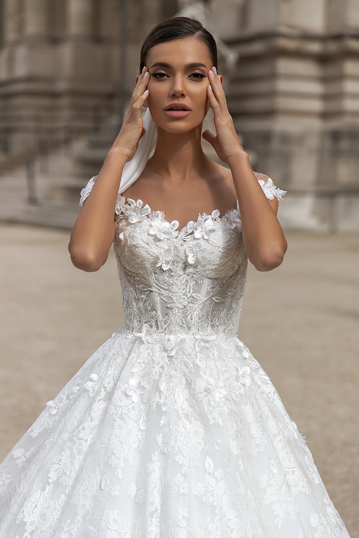 Свадебные платья оптом «Cindy»-2