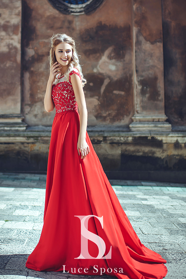 Wedding Dresses «LV-007»-