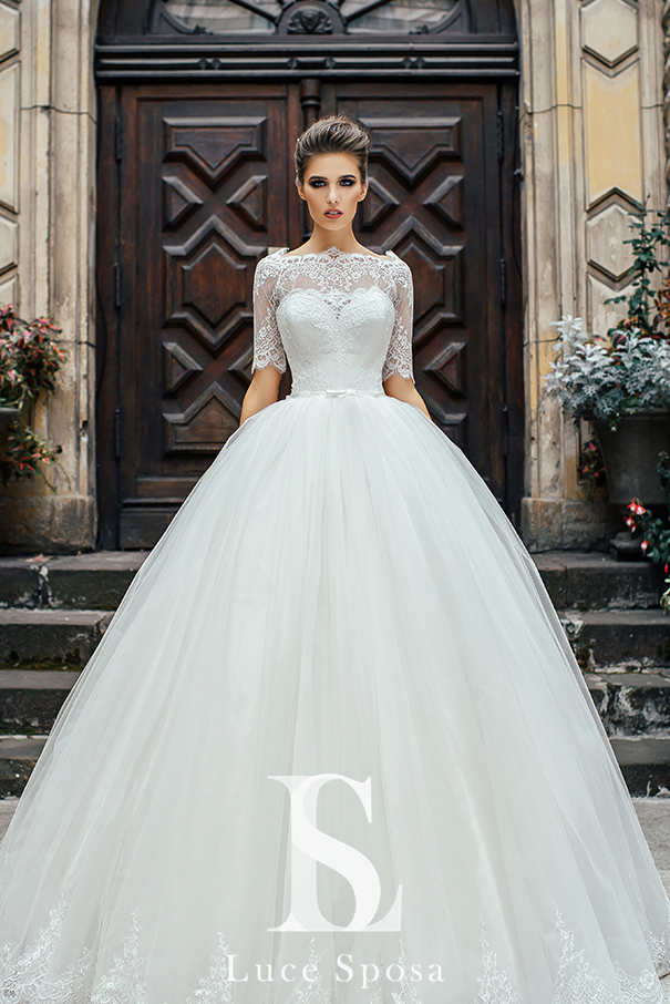 Wedding Dresses «Lucy»-1