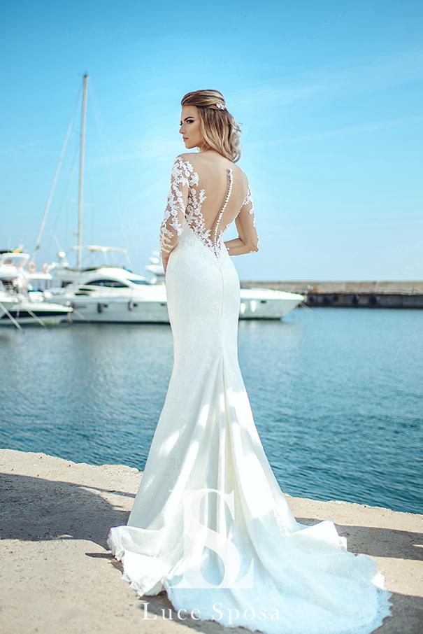 Свадебные платья оптом «Melanie»-1