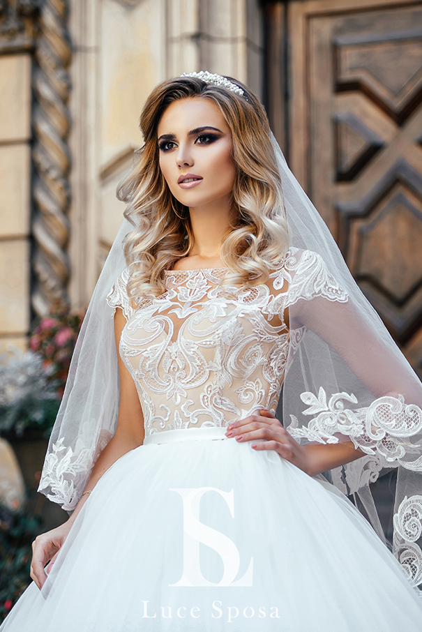 Wedding Dresses «Odri»-1