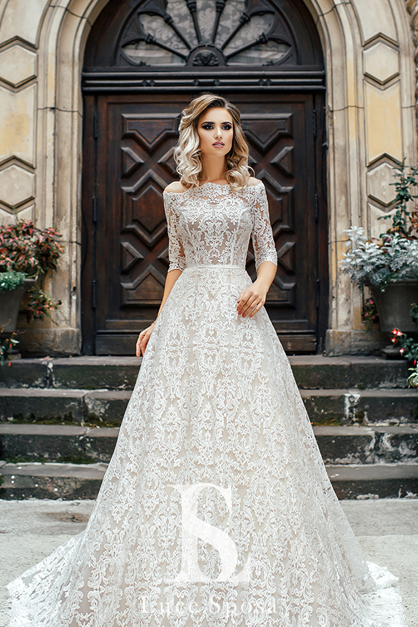 Wedding Dresses «Ofelia»-1
