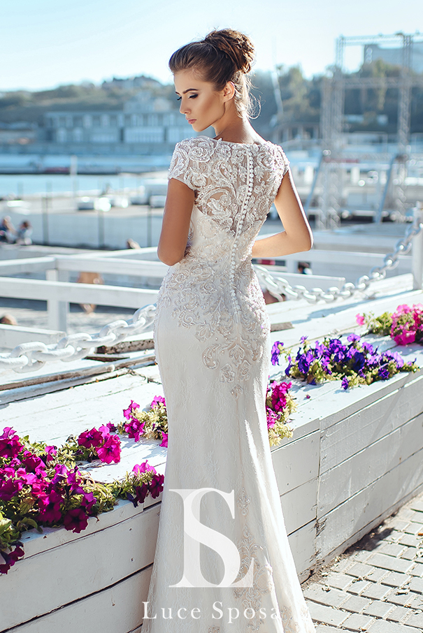 Wedding Dresses «Sarra»-1