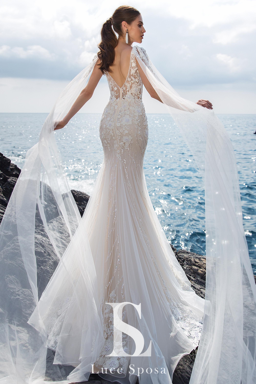 Свадебные платья оптом «Eleonor»-2