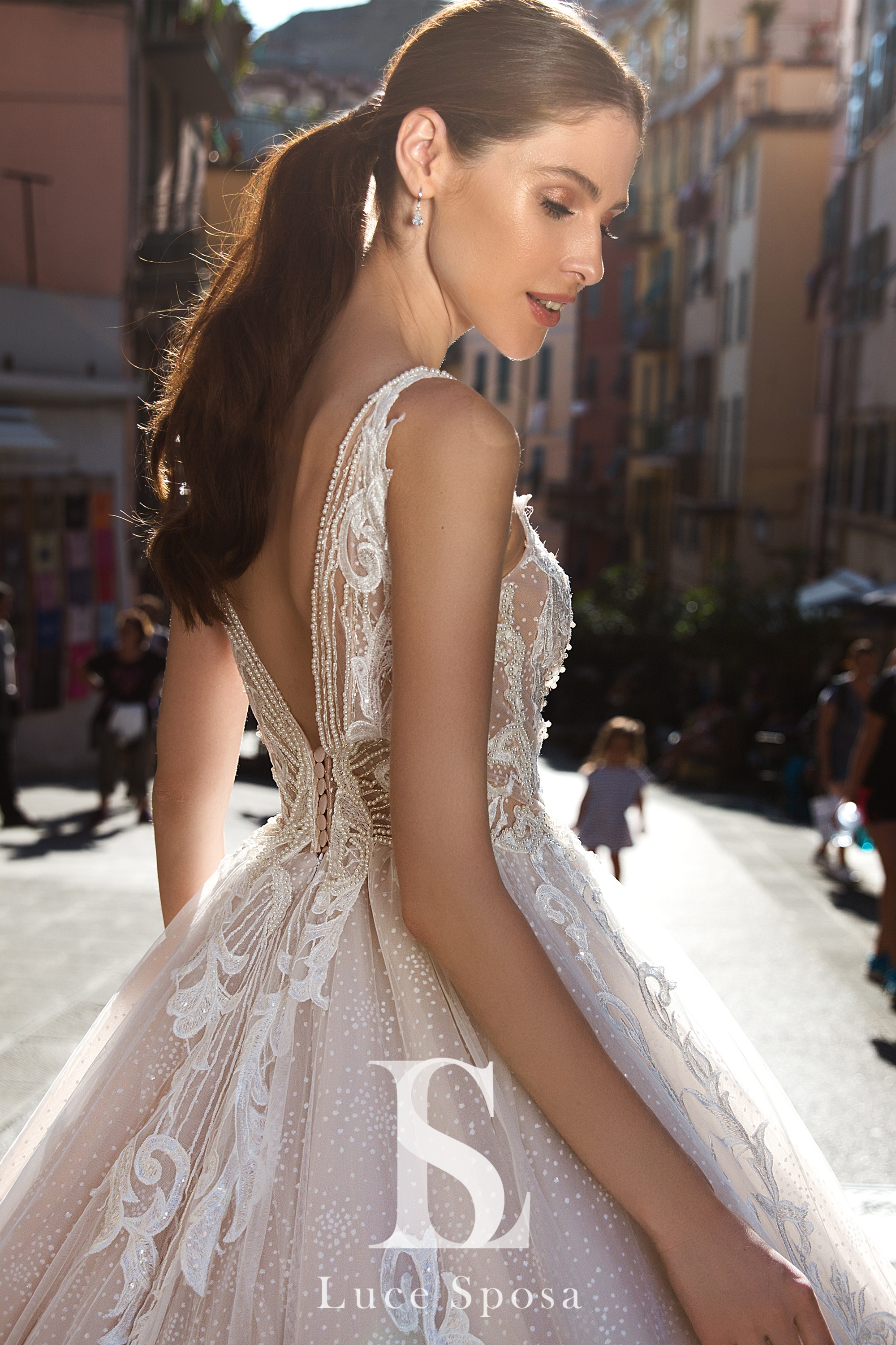 Wedding Dresses «Lychianna»-2