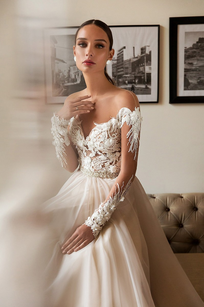 Wedding Dresses-Collections «Nikolet»