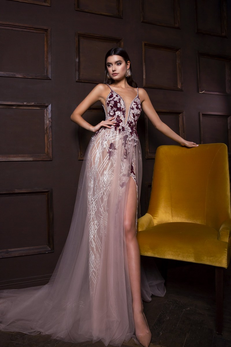 Evening dresses-Collections «LS20-17»