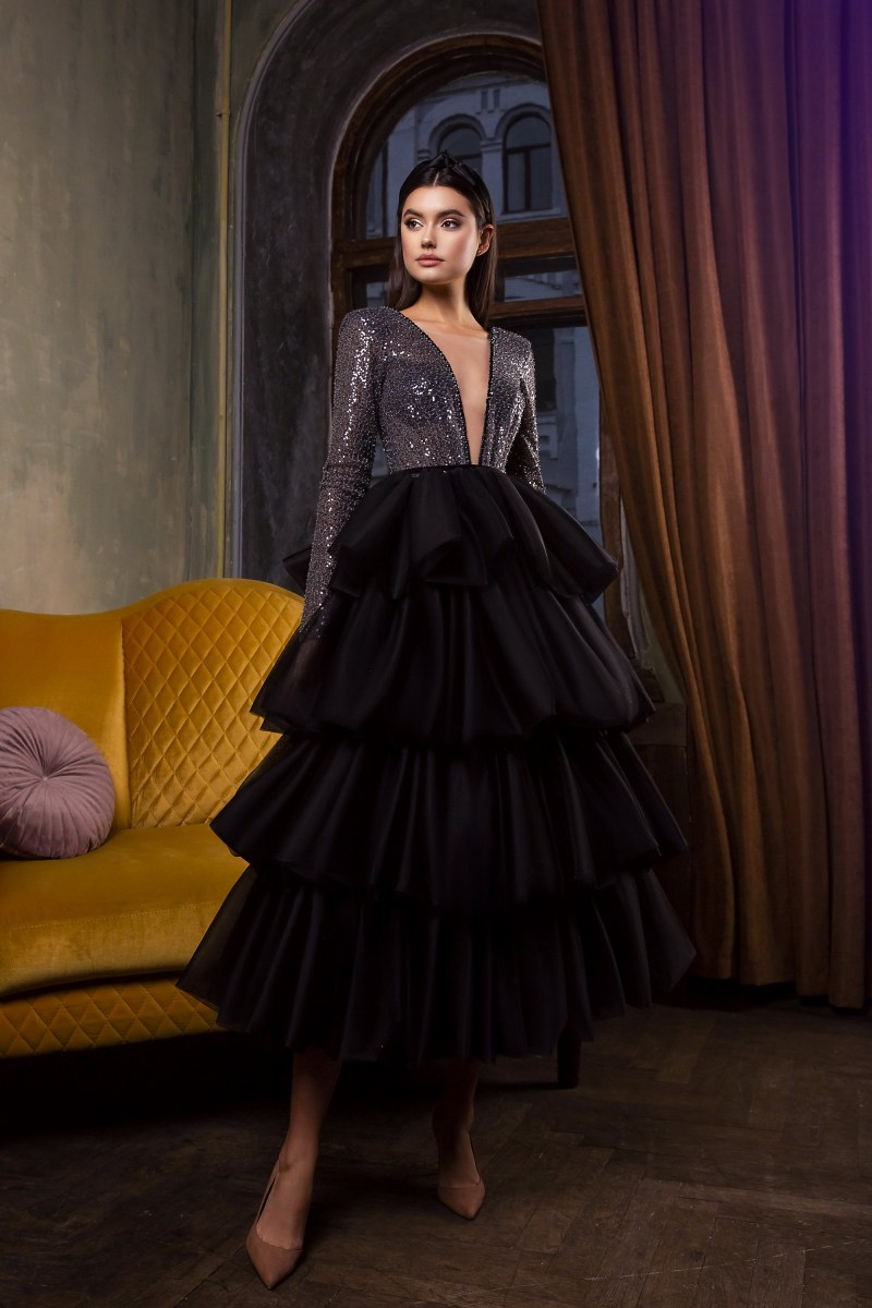 Evening dresses-Collections «LS20-31»