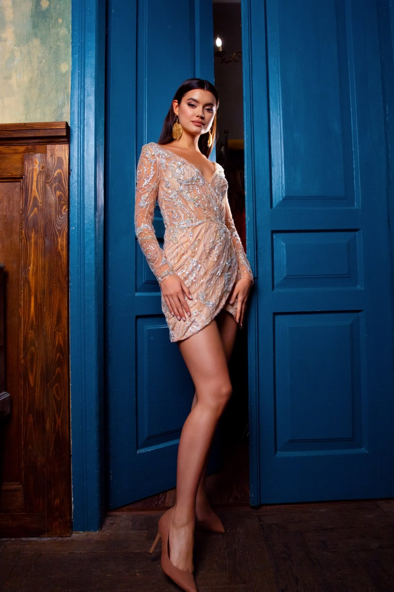 Evening dresses-Collections «LS20-21»