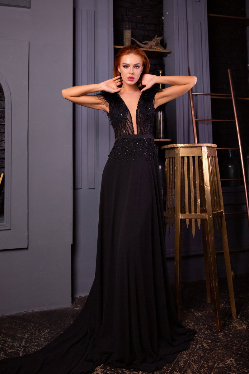 Evening dresses-Collections «LS20-41»