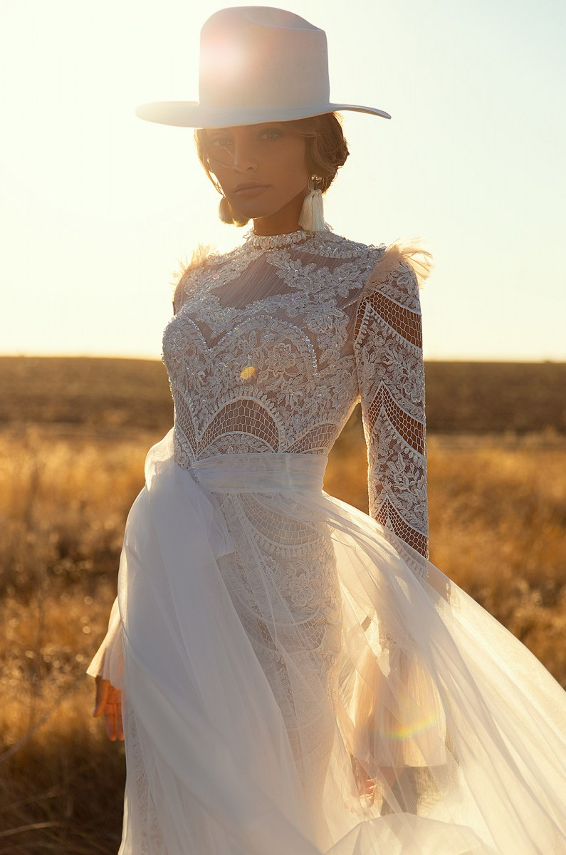 Wedding Dresses-Collections «Alabama»