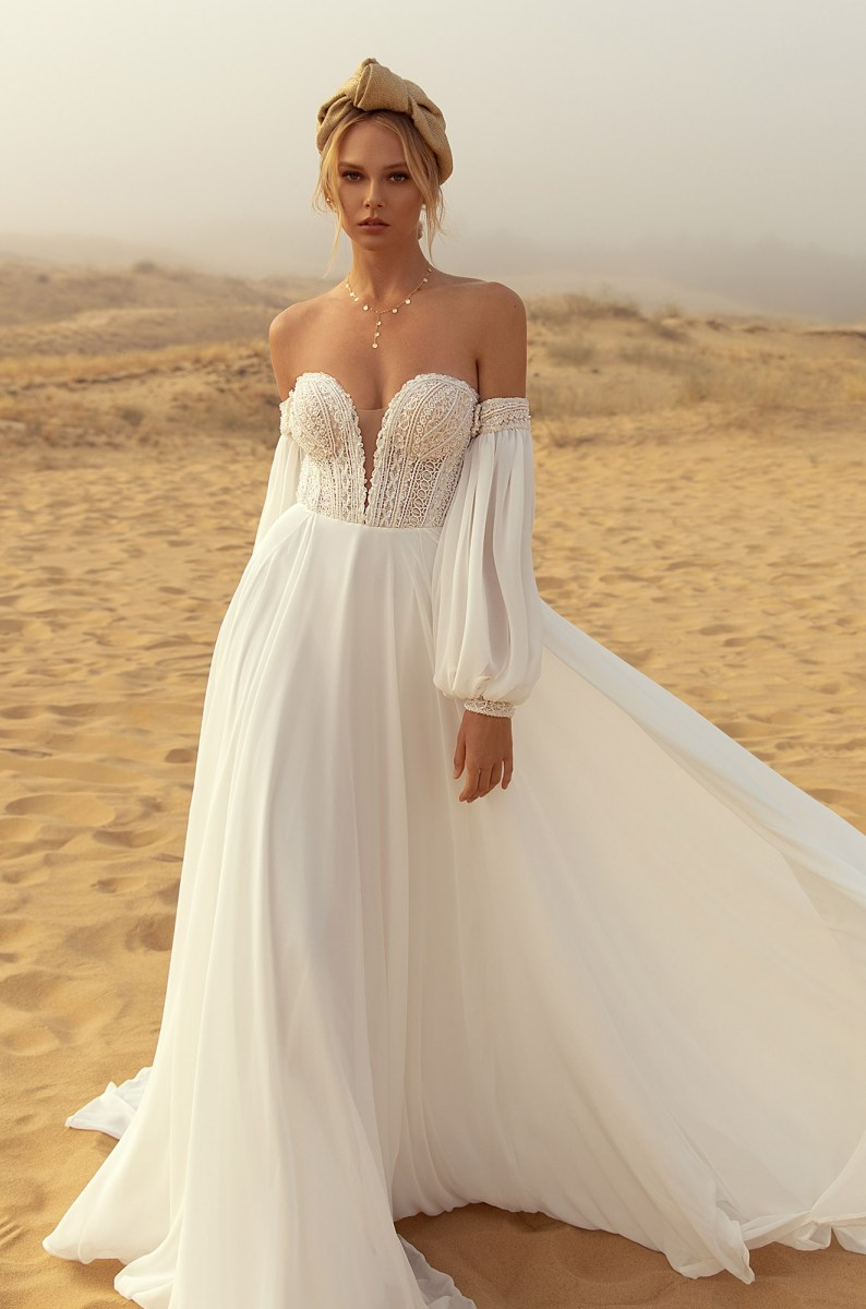 Wedding Dresses-Collections «Brittney»