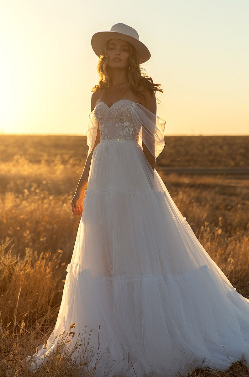 Wedding Dresses-Collections «Charlie»