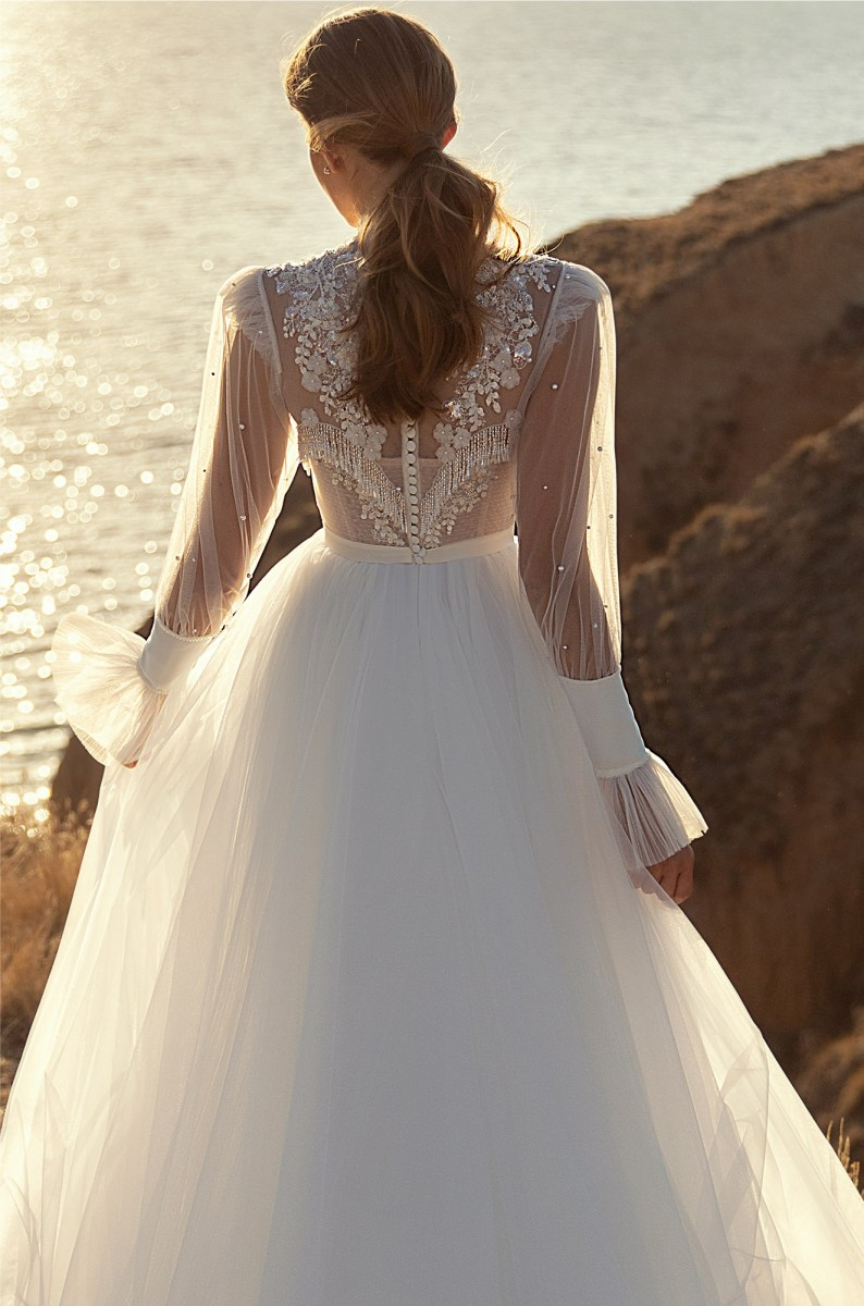 Wedding Dresses-Collections «Desert»-2
