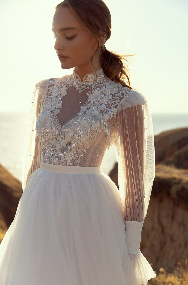 Wedding Dresses-Collections «Desert»