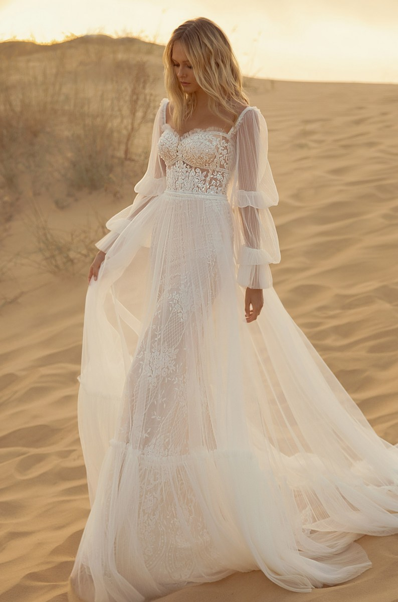 Wedding Dresses-Collections «Elvis»