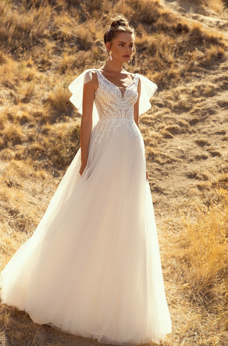 Wedding Dresses-Collections «Emma»