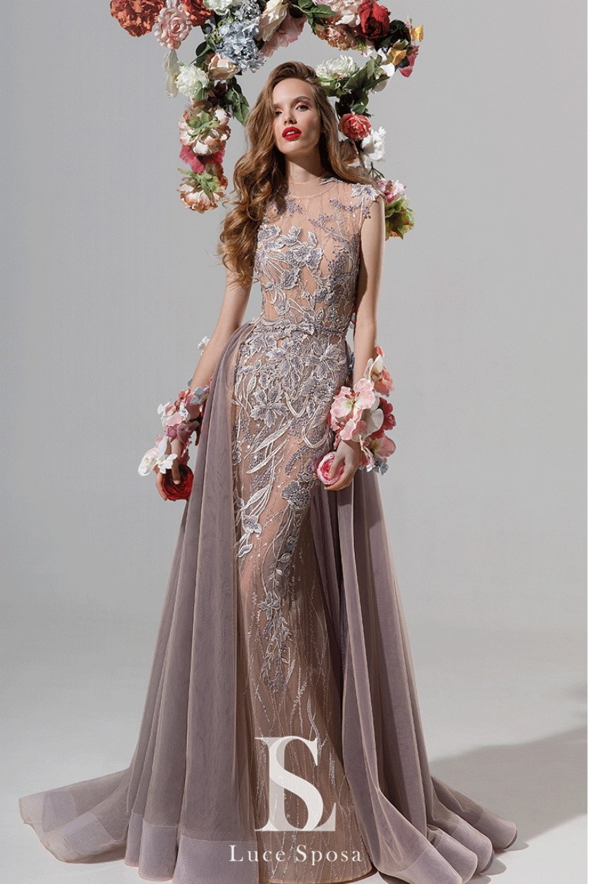 Evening dresses «Gloriosa»