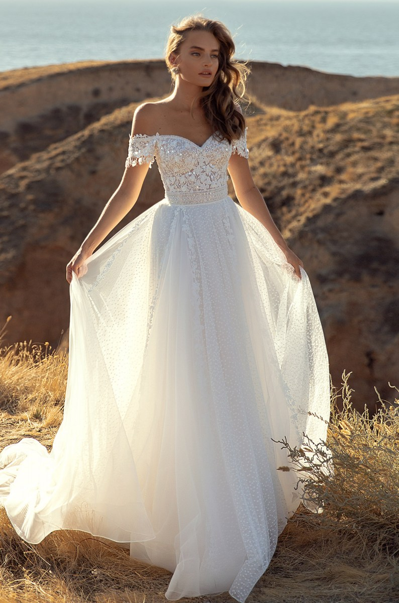 Wedding Dresses-Collections «Kristen»