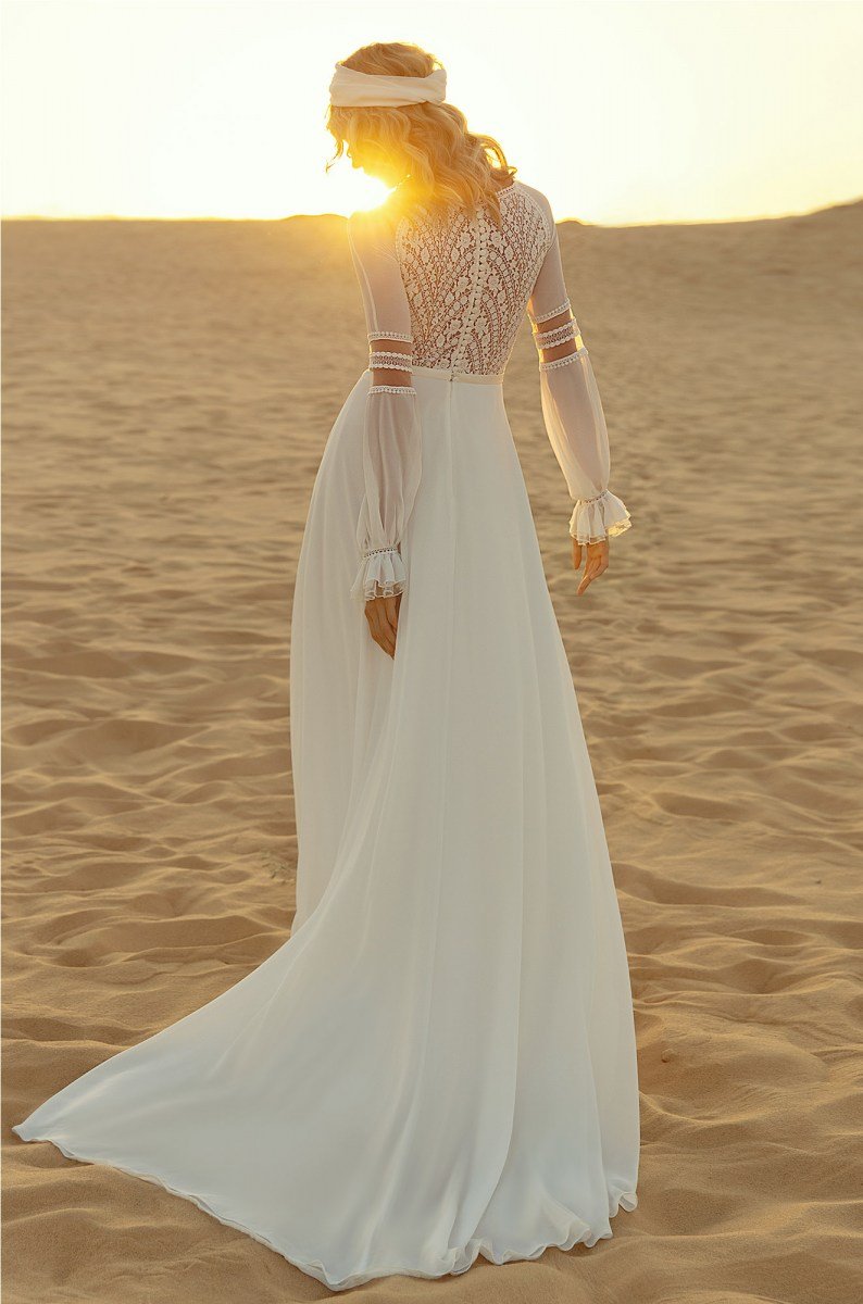 Wedding Dresses-Collections «Lea»-2