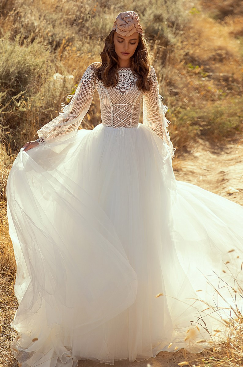 Wedding Dresses-Collections «LeeAnn»