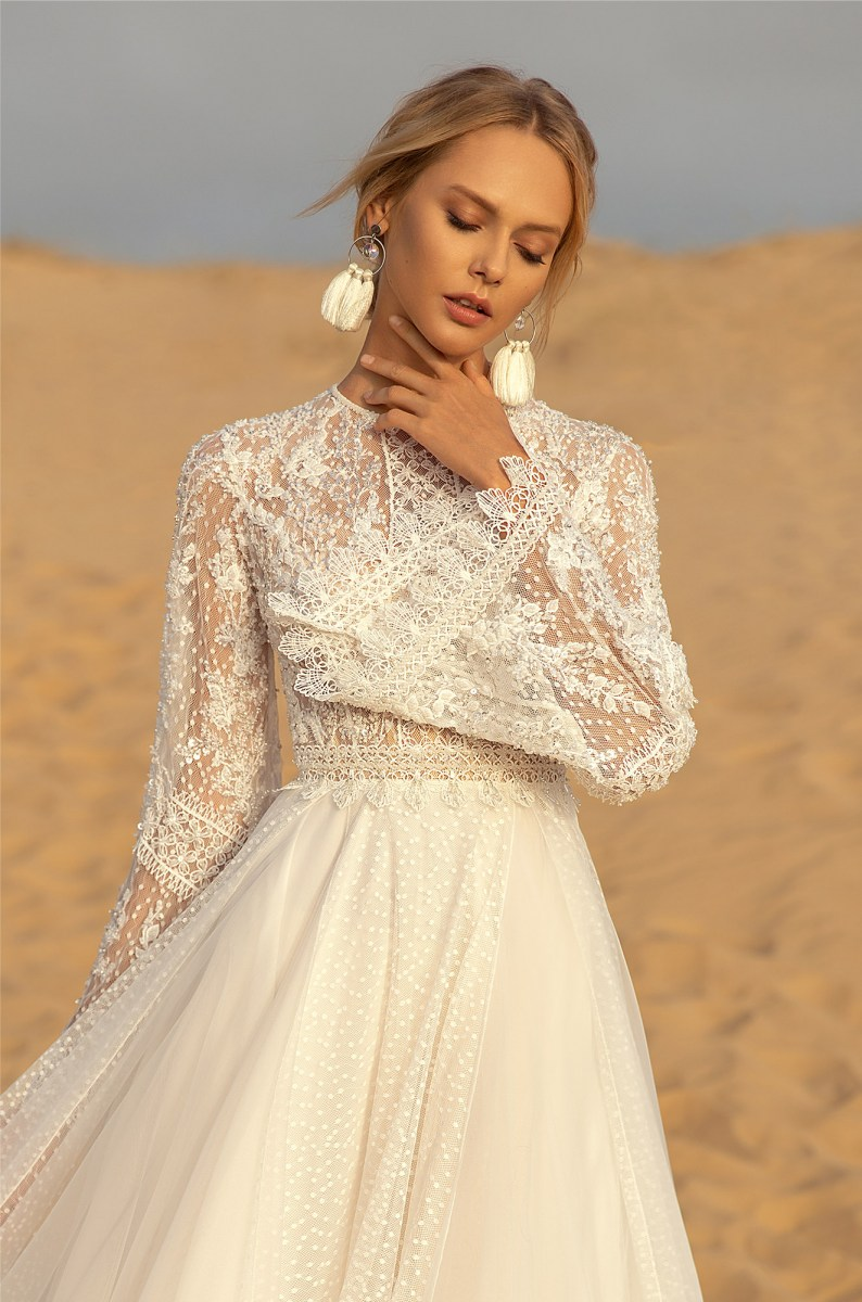 Wedding Dresses-Collections «Moon»-2