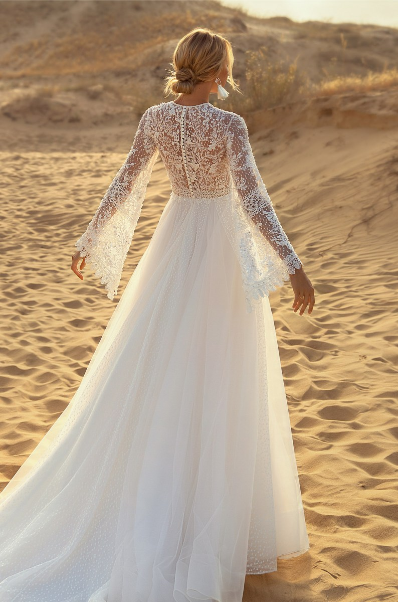 Wedding Dresses-Collections «Moon»