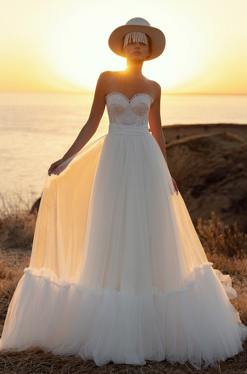 Wedding Dresses-Collections «Revital»-2