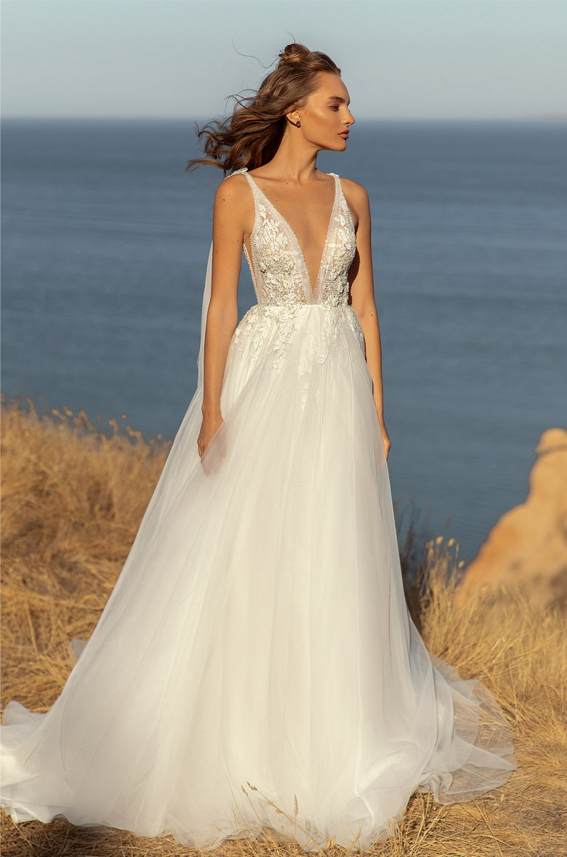 Wedding Dresses-Collections «Sam»