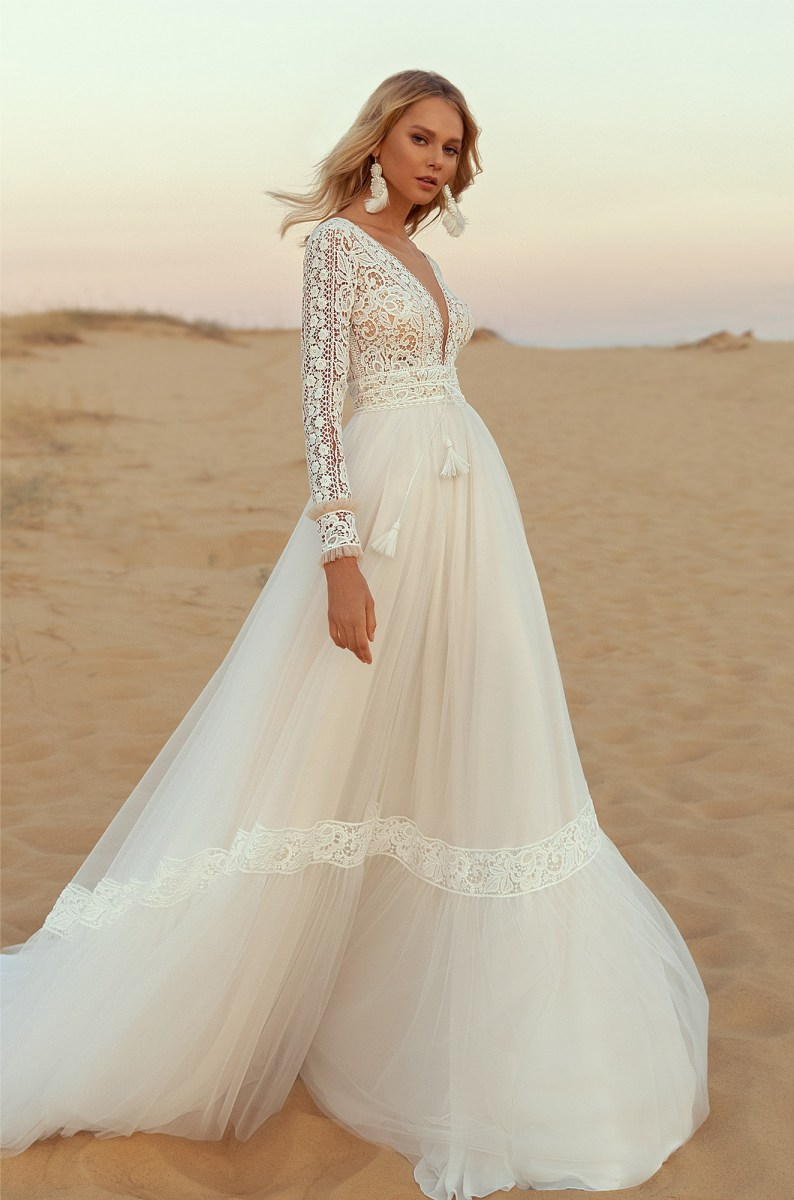 Wedding Dresses-Collections «Serena»-2