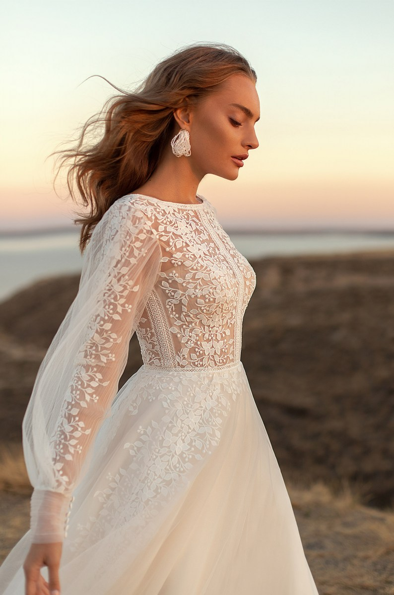 Wedding Dresses-Collections «Spenser»-2