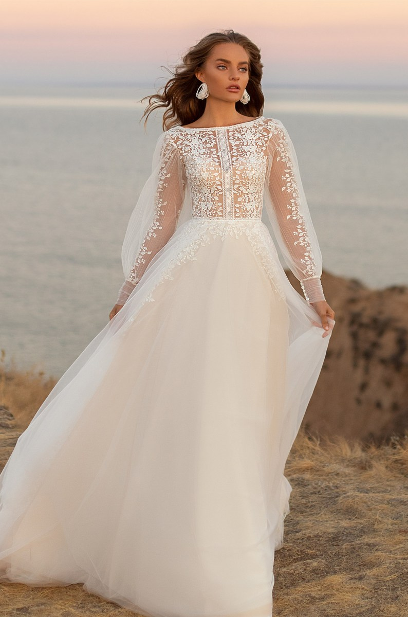 Wedding Dresses-Collections «Spenser»