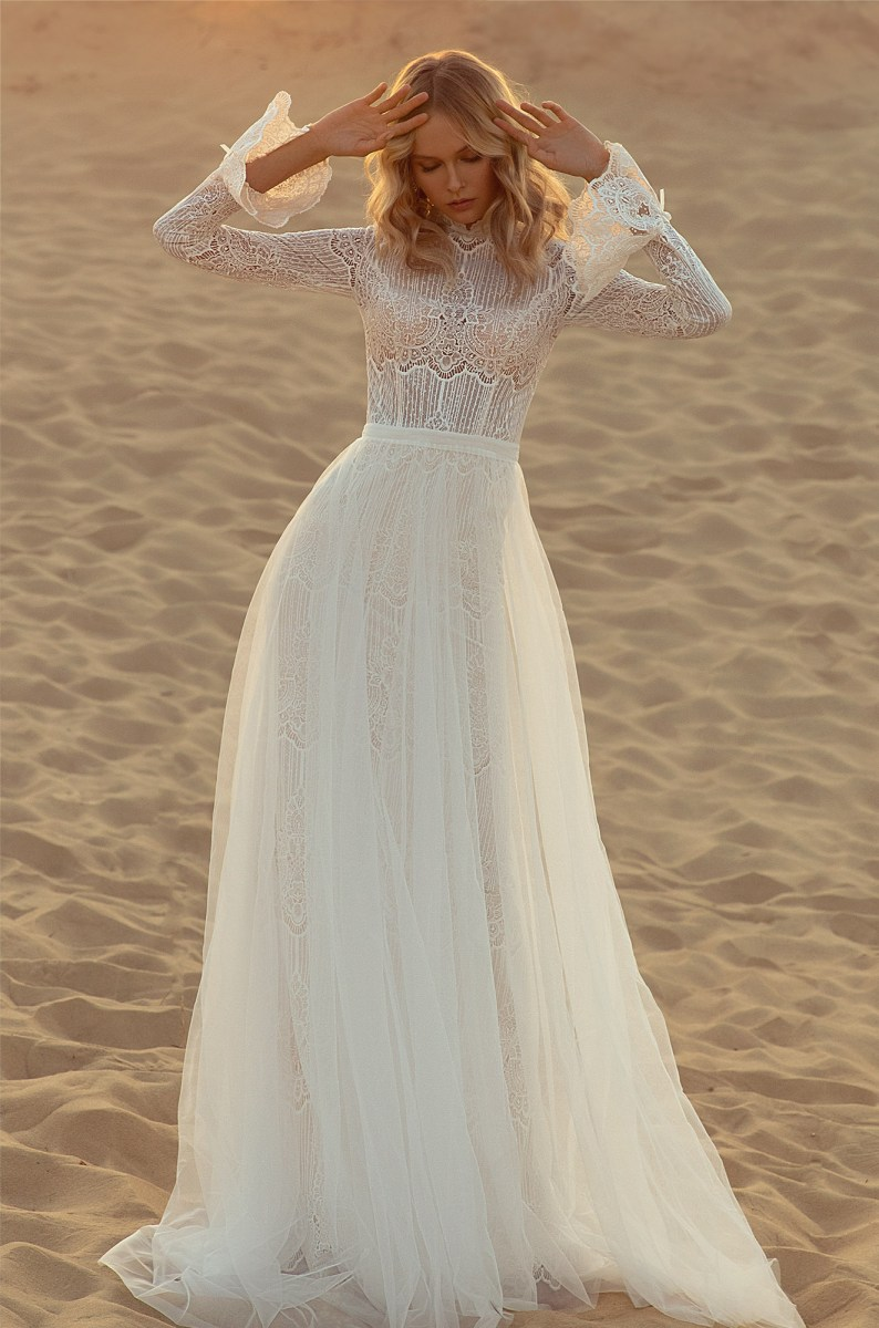 Wedding Dresses-Collections «Vintage»-2