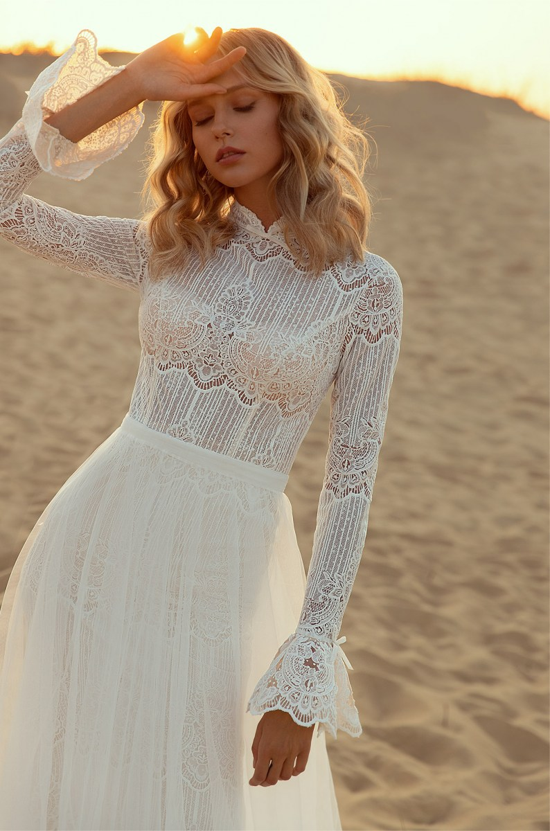 Wedding Dresses-Collections «Vintage»
