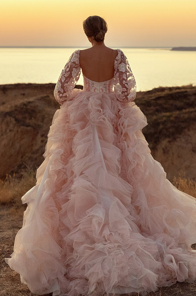 Wedding Dresses-Collections «Whitney»-2