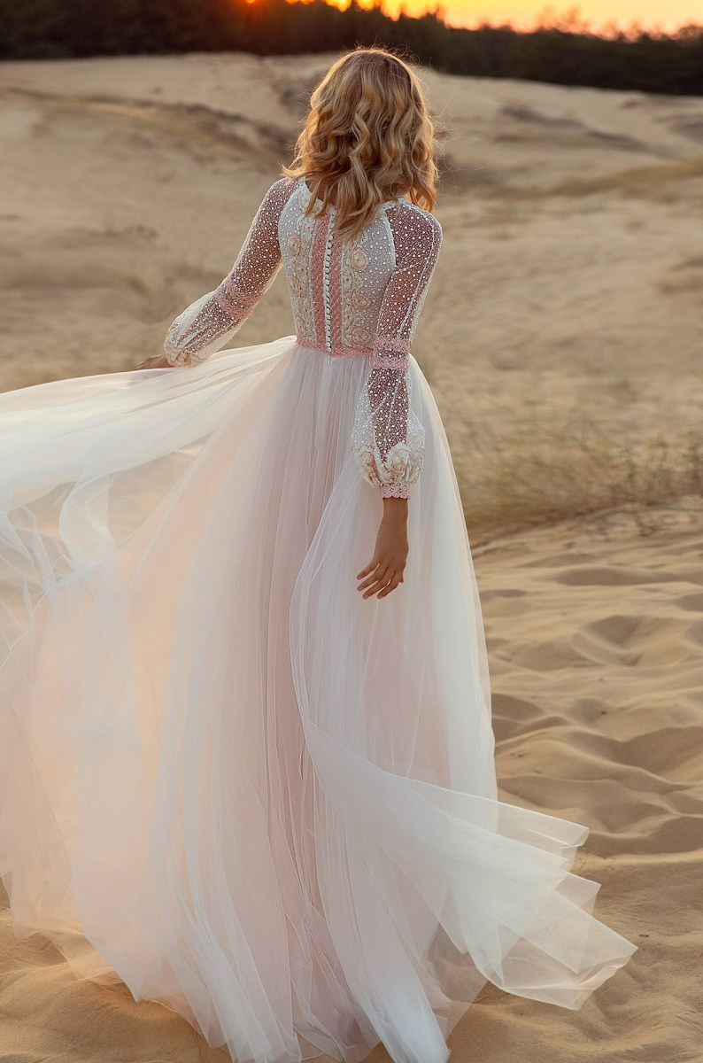 Wedding Dresses-Collections «Woody»