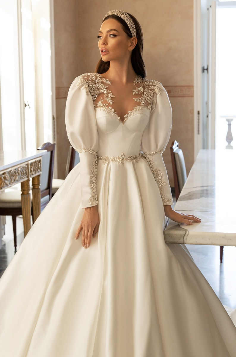 Wedding Dresses-Collections «Alessia»